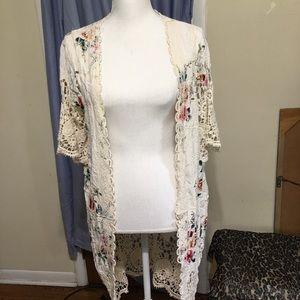 Kimono NWOT